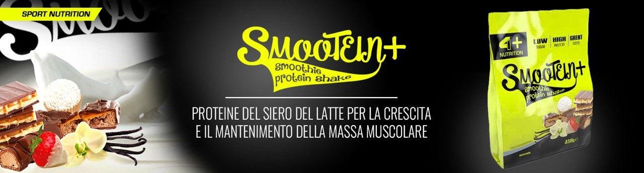 Smootein + 450g 4 Plus Nutrition