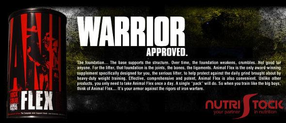 Animal Flex 44 packs Universal banner