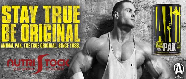 Animal Pak USA 44pks versione originale banner