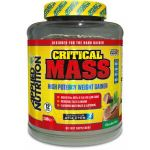 Critical Mass Gainer 2,289kg by Applied Nutrition