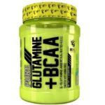Pure Glutamine + Bcaa 100 cps by 3XL Nutrition