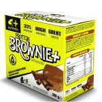 4 Plus Protein Brownie 5x60g cad.