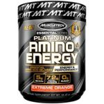 Platinum Amino + Energy 290g by Muscletech