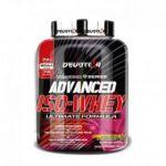 Iso Whey Adcanced 2,27Kg Devotika Nutrition