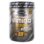 Amino 2300 100% Platinum 320 tabs Muscletech