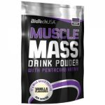 Muscle Mass 1kg by Biotech USA