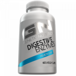 Digestive Enzymes 60cps by Genetic Nutrition