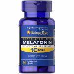 Melatonin 10mg 60caps by Puritan's Pride