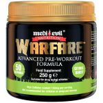 Warfare Pre-Workout 250g Medi Evil Nutrition