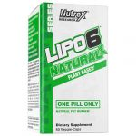 Lipo-6 Natural 60cps Nutrex
