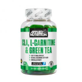 Cla + L-Carnitine + Green Tea 100cps by Applied Nutrition