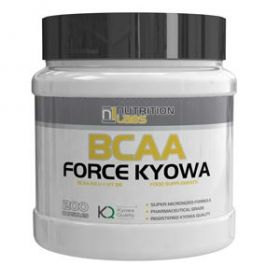 Bcaa Force Kyowa 2:1:1 200cpr by Nutrition Labs