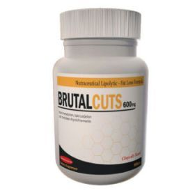 BrutalCuts 100caps by Mistik Nutrition