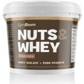 GymBeam Nuts Whey 75g