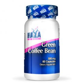 Green Coffe Bean 60cps by Haya Labs