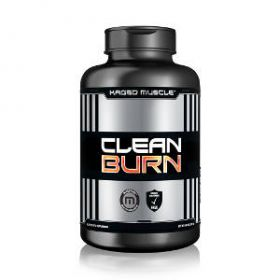 Clean Burn 180cps Kaged Muscle
