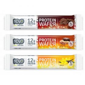 Protein Wafer 38g by NOVO Nutrition