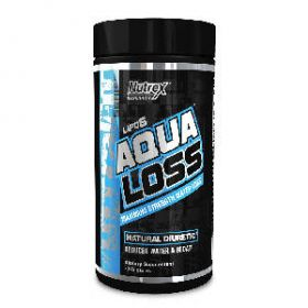 Lipo-6 Aqua Loss 80cps by Nutrex Research