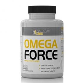 Omega Force 100cps by Nutrition Labs