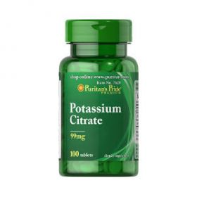 Potassium Citrate 99mg by Puritan's Pride