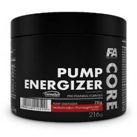 Pump Energizer 216g by Fitness Authority