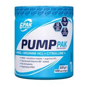Pump Pak 320g by 6PAK Nutrition