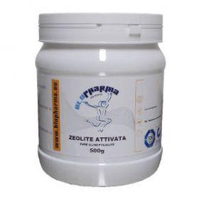 Zeolite Attivata 500g by Blupharma