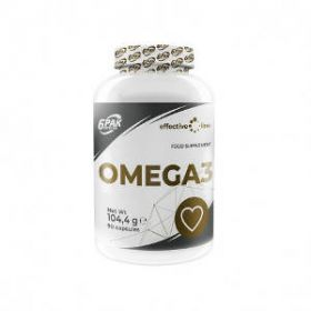 6PAK Omega-3 90 softgels 6PAK Nutrition