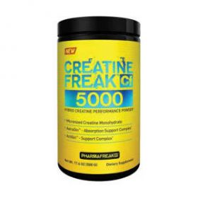 Creatine Freak 5000 500g PharmaFreak