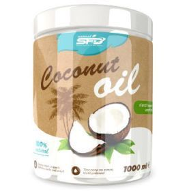 Pure Coconut Oil 1000ml by SFD Nutrition