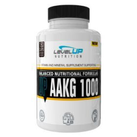 UP AAKG 1000 180cps by Level UP Nutrition