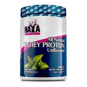 All Natural Whey Protein 454g Haya Labs