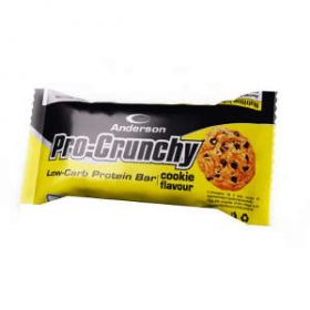 Pro-Crunchy Bar 40g by Anderson Research