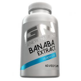 Banaba Extract 60cps Genetic Nutrition