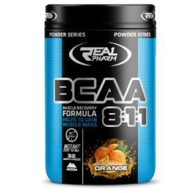 BCAA 8:1:1 400g Real Pharm