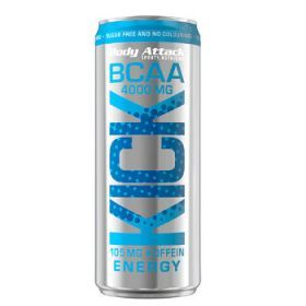 Bcaa Kick 330ml by Body Attack Nutrition