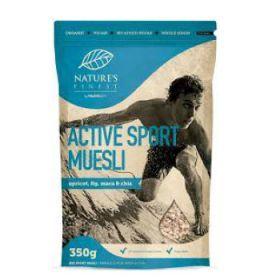 Bio Active Sport Muesli 350g Nutrisslim