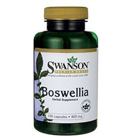 Boswellia 400mg 100cps by Swanson