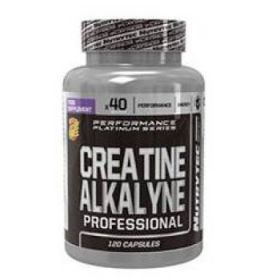 Creatine Alkalyne Professional 120 caps by Nutrytec