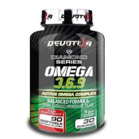Diamond Omega-3-6-9 Devotika Nutrition