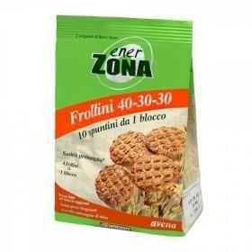 Frollini 40-30-30 250g 40 biscotti Enerzona