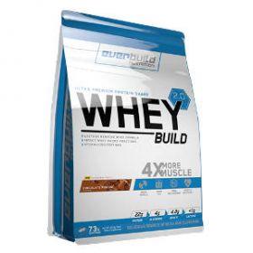 Whey Build 2,27Kg Everbuild Nutrition