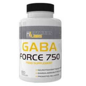 Gaba Force 750 150cps + Multi Force 60cps Gratis by Nutrition Labs