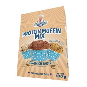 Franky's Bakery Protein Muffin Mix 500g