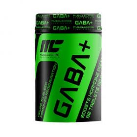 Gaba Plus 750mg 90caps Muscle Care