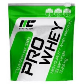 Muscle Care Pro Whey 80 2,25kg