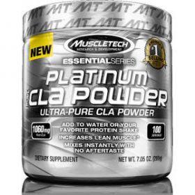 Platinum CLA Powder 200g by Muscletech