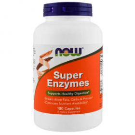 Super Enzymes 90caps by Now Foods