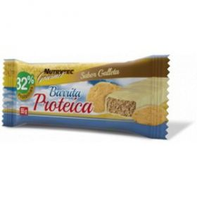 Barretta Proteica Gourmet 32% 55g Nutrytec