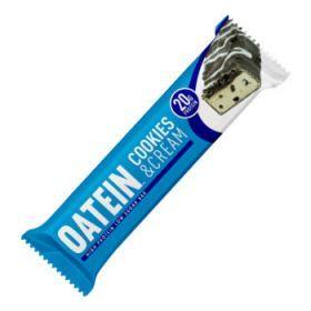 oatein low sugar protein bar 60g